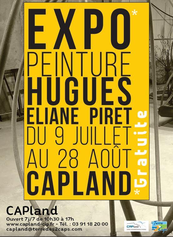 CAPland Expo peintres