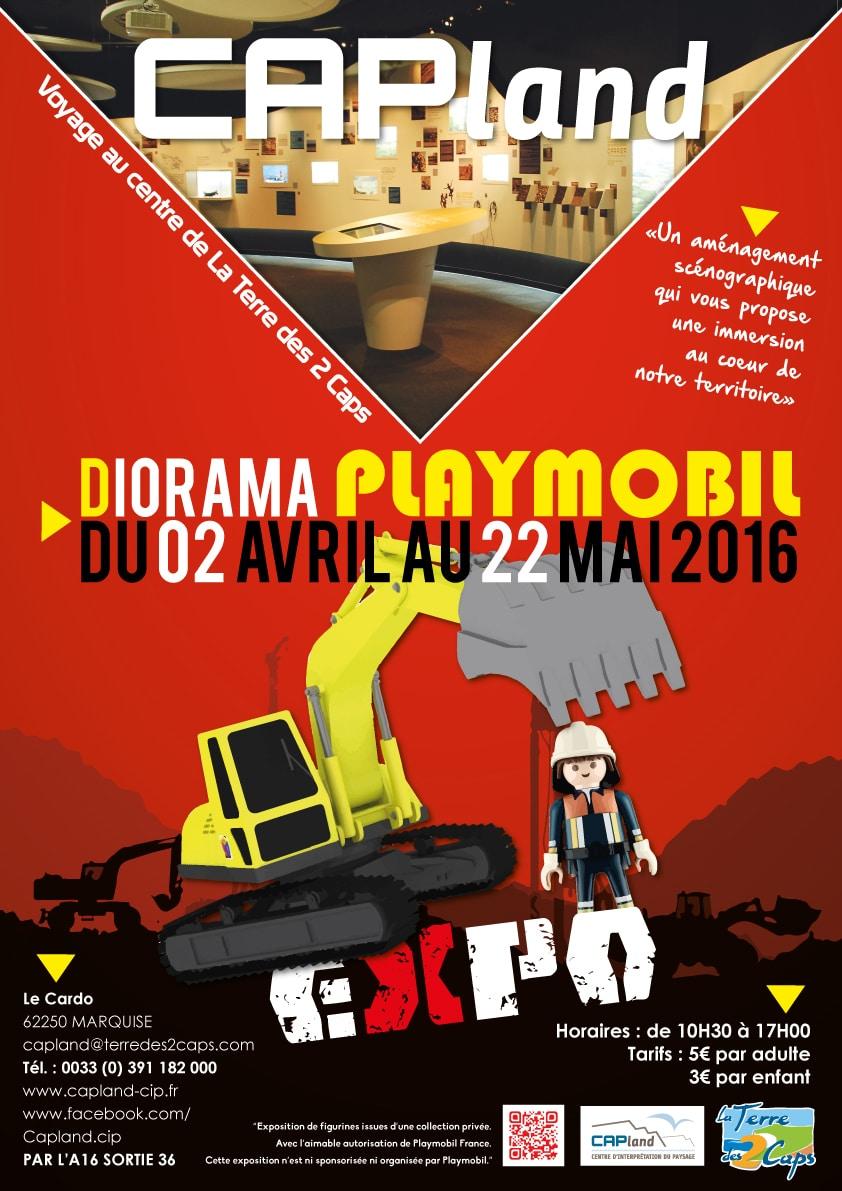 Affiche Playmobil